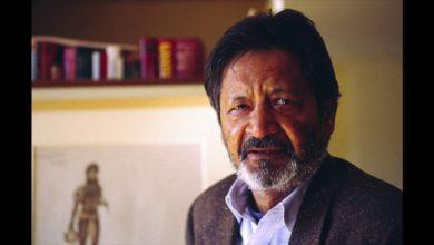Photo of ہندوستان نژاد مصنف وی ایس نائپال کا انتقال