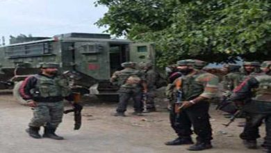 Photo of اننت ناگ مسلح تصادم میں ایک جنگجو ہلاک