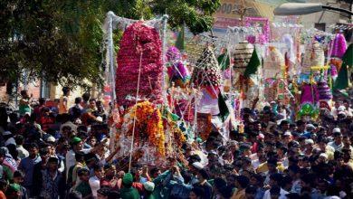 Photo of جموں وکشمیر میں یوم عاشور کے ماتمی جلوس برآمد، سری نگر کے تاریخی ماتمی جلوس پر ایک بار پھر قدغن