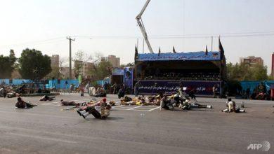 Photo of ایران میں فوجی پریڈ پر دہشت گردانہ حملہ، پاسداران انقلاب کے 8 گارڈ ہلاک