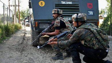 Photo of پلوامہ کے ترال میں جنگجوؤں اور سیکورٹی فورسز کے درمیان مسلح تصادم، ایک جنگجو ہلاک