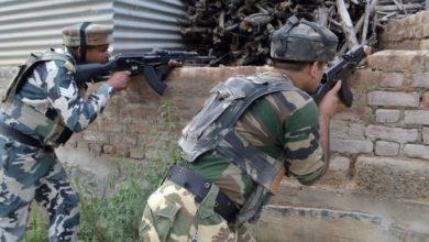 Photo of سوپور میں سیکورٹی فورسز اور جنگجووں کے درمیان تصادم