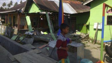 Photo of انڈونیشیا میں زلزلے کے زبردست جھٹکے: 48 ہلاک، سیکڑوں زخمی