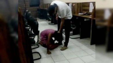 Photo of لڑکی کو بے رحمی سے پیٹنے والا دہلی پولیس سب انسپکٹر کا بیٹا گرفتار