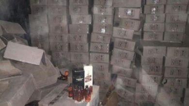 Photo of بہار: شراب بندی کے باوجود صوبےمیں ایک کروڑ روپے سے زا ئد مالیت کی شراب برآمد