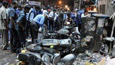 Photo of حیدرآباد جڑواں بم دھماکہ معاملہ ۔ایک اور کو عدالت نے مجرم قرار دیا