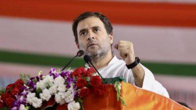 Photo of مودی حکومت صرف 15 سے 20 صنعت کاروں کے لئے کام کررہی ہے: راہل گاندھی