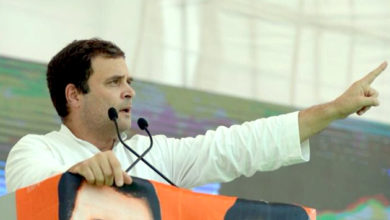 Photo of کانگریس تمام مذاہب کی خوشحالی والا ہندوستان چاہتی ہے: راہل گاندھی