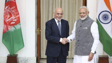 Photo of مودی اور افغان صدر کے درمیان اہم میٹنگ