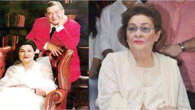 Photo of اداکار راج کپور کی اہلیہ کرشنا راج کپور کا انتقال، ماتم میں ڈوبا بالی ووڈ