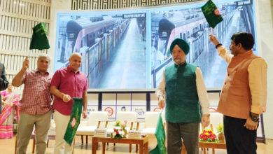 Photo of میٹرو پنک لائن: شیووہار سے ترلوک پوری سنجے لیک سیکشن کا افتتاح