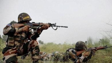 Photo of سری نگر کے فتح کدل میں مسلح تصادم، لشکر طیبہ کے اعلیٰ جنگجو سمیت 4 ہلاک