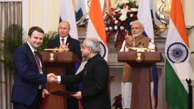 Photo of امریکہ کی پرواہ کئے بغیر ہندوستان نے روس سے خریداایس 400میزائیل