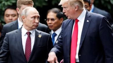Photo of امریکہ کا روس سے ایٹمی ہتھیاروں کا معاہدہ ختم کرنے کا اعلان