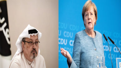 Photo of خاشقجی کی موت کے پیش نظر جرمنی سعودی عرب کو ہتھیاروں کی برآمدات نہیں کرے گا: انجیلا مرکل