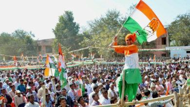 Photo of کانگریس کی راجستھان میں فتح: مدھیہ پردیش اور چھتیس گڑھ میں بی جے پی سے ٹکر کی امید