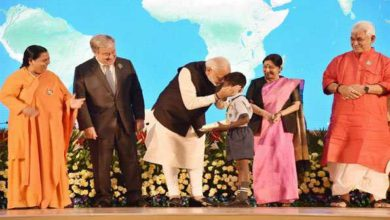 Photo of صاف صفائی کے سروے میں ہریانہ کو ملا سب سے صاف ریاست کا ایوارڈ