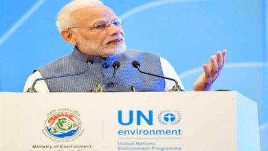 Photo of ایک بار استعمال میں آنے والی پلاسٹک سے پاک نیا ہندوستان بنائیں گے: پی ایم مودی