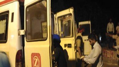 Photo of امرتسر میں ایک بڑا ٹرین حادثہ: دسہرہ دیکھ رہے 30لوگوں کی ٹرین کی زد میں آجانے سے موت