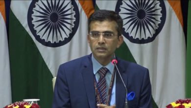Photo of دہشت گردوں کی حمایت بند کرے پاکستان: ہندوستان