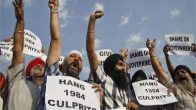 Photo of 1984سکھ مخالف فساد: قتل کے ایک معاملے میں دو افراد قصوروار، جمعرات کو ہوگا سزا کا اعلان