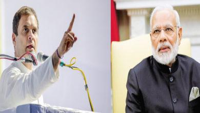 Photo of پی ایم مودی نے کسانوں کا پیسہ سوٹ بوٹ والے دوستوں کو دے دیا ہے: راہل گاندھی