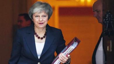 Photo of بریگزٹ معاملہ: برطانوی وزیراعظم کو برطرفی کا خوف