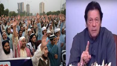 Photo of آسیہ بی بی کی رہائی پر شدید رد عمل، عمران خان کی مظاہرین کو تنبیہ