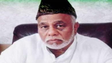 Photo of سابق مرکزی وزیر و کانگریس کے سینئر رہنما سی کے جعفر شریف کا انتقال