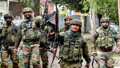 Photo of جموں و کشمیر: سیکورٹی فورسز اور حزب المجاہدین کے درمیان مسلح تصادم، 2جنگجو ہلاک