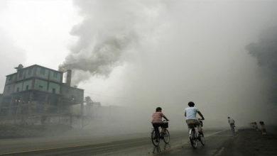 Photo of دنیا میں سب سے زیادہ آلودہ ہے ہندوستان: ڈبلیو ایچ او