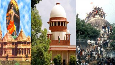 Photo of جلد ہوگی رام مندر کی تعمیر، پارلیمنٹ کے آئندہ اجلاس میں قانون ہوگا پاس: وی ایچ پی