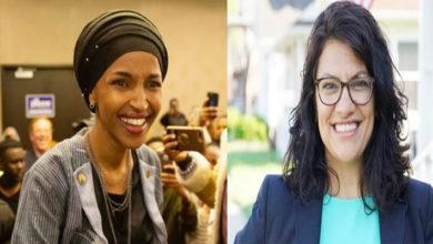 Photo of امریکہ میں وسط مدتی انتخابات: الہان اور رشیدہ الیکشن میں کامیاب ہونے والی اولین مسلم خواتین