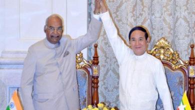 Photo of ہندوستان میانمار کے ساتھ معاشی تعلقات میں اضافہ کرے گا: کووند