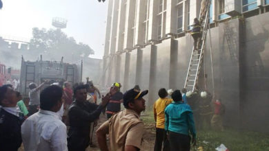 Photo of ممبئی اسپتال میں آتشزدگی میں مہلوکین کی تعداد بڑھ کر آٹھ ہوئی، 28 کی حالت نازک