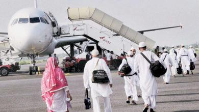 Photo of مذہبی فضائی سفر پرجی ایس ٹی میں کمی، حج سیوا سمیتی نےکیا خیرمقدم