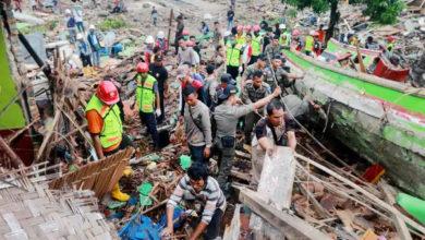 Photo of انڈونیشیا سونامی میں ہلاک شدگان کی تعداد بڑھکر 429ہوئی، 1459زخمی