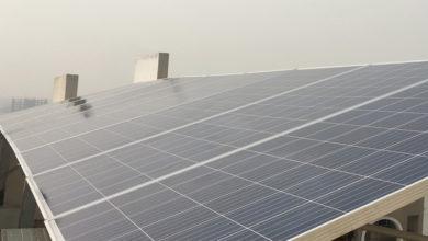 Photo of شمسی توانائی پلانٹ کا افتتاح، لکھنؤ یونیورسٹی روشن