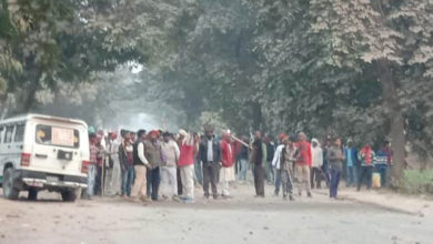 Photo of غازی پور: ہیڈ کانسٹبل کی موت کے بعد 9 گرفتار، 32 کے خلاف ایف آئی آر درج