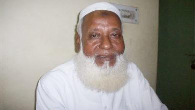 Photo of ملک نے نہ صرف ایک عالم دین کھویا بلکہ ایک بہترین قلمکار سے بھی محروم ہوگیا: حقانی القاسمی