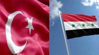 Photo of عراق نے فضائی حدود کی خلاف ورزی کے پیش نظر ترکی سفارتکار کو کیا طلب