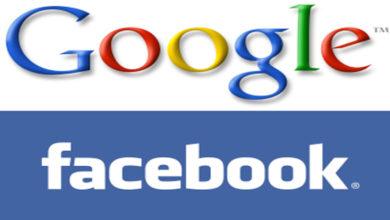 Photo of گوگل۔فیس بک نے کی ضابطوں کی خلاف ورزی، لگا 455000ڈالرکا جرمانہ
