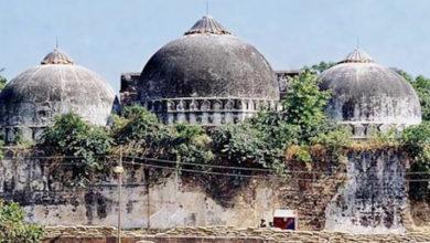 Photo of بابری مسجد کی تعمیر نو کے لئے 5 دسمبر کو جنترمنتر پردھرنا