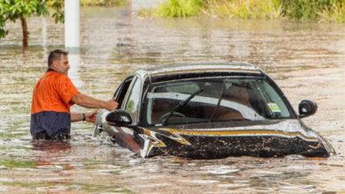 Photo of آسٹریلیا میں سیلاب میں پھنسے 100سے زیادہ لوگوں کو بچایا گیا