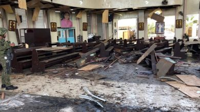 Photo of فلپائن میں بم دھماکے، 27 افراد ہلاک جبکہ 77 زخمی
