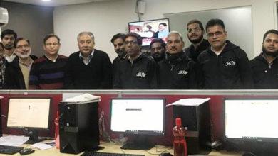 Photo of سابق سکریٹری حکومت ہند افضل امان الله سچ کی آواز کےدفتر تشریف لائے اس موقعے پر کارکنان کے ساتھ لی گئی یاد گار تصویر