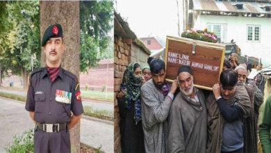 Photo of دہشت گردوں سے لوہا لینے والے لانس نائک نذیراحمد وانی کو ملے گا 'اشوک چکر'