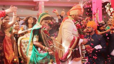 Photo of پاٹیدار لیڈر ہاردک پٹیل رشتہ ازدواج میں منسلک