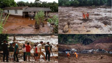 Photo of برازیل: ڈیم حادثے میں مرنے والوں کی تعداد 58 ہوگئی، 305افراد ابھی بھی لاپتہ