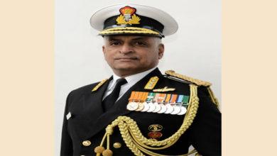 Photo of جی اشوک کمار نے سنبھالا بحریہ کے نائب سربراہ کا چارج